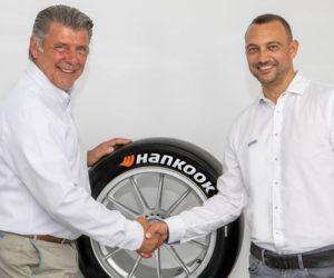 Spoločnosť Hankook Tire rozširuje spoluprácu s DTM až do roku 2023