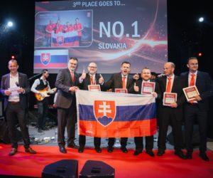 RTEC 2019: Rakúsko sa stalo víťazom súťaže popredajných tímov, Slovenská republika je tretí!