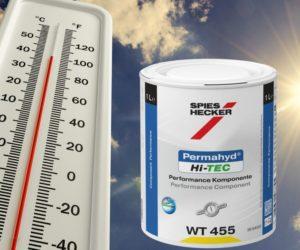 TIP Interaction: Permahyd Hi-TEC Performance Component WT 455 pri extrémnych podmienkach