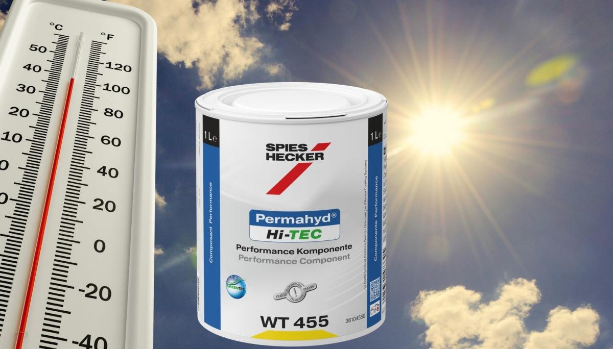 Permahyd Hi-TEC Performance Component WT 455