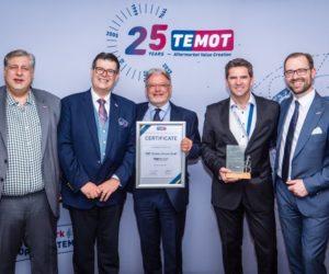 Firma TMD Friction získala cenu Temot