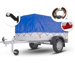 Novo v sieti Elit náhradné diely na prívesné vozíky Agados