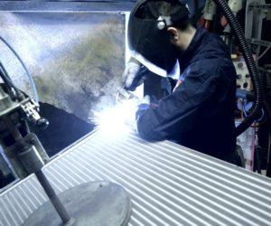 Firma AVA CEE využíva pri výrobe chladičov vákuové spájkovanie