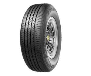 Dunlop Sport Classic opäť víťazí v teste vintage pneumatík časopisu Auto Bild Klassik