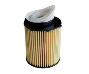 Opatrne pri výmene olejového filtra s ochranou proti spätnému toku
