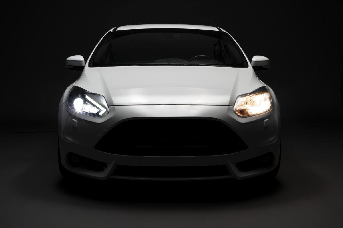 Nové LED svetlomety od Osram pre vozidlá Ford Focus 3