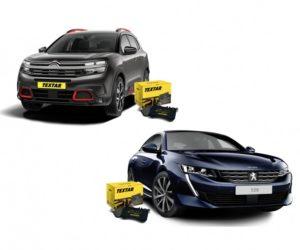 Textar novo ponúka brzdové doštičky pre nový Peugeot 508 a Škodu Scala