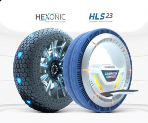 Firma Hankook Tire bola na udeľovaní cien IDEA Award 2019 ocenená za inovatívnu koncepciu pneumatík