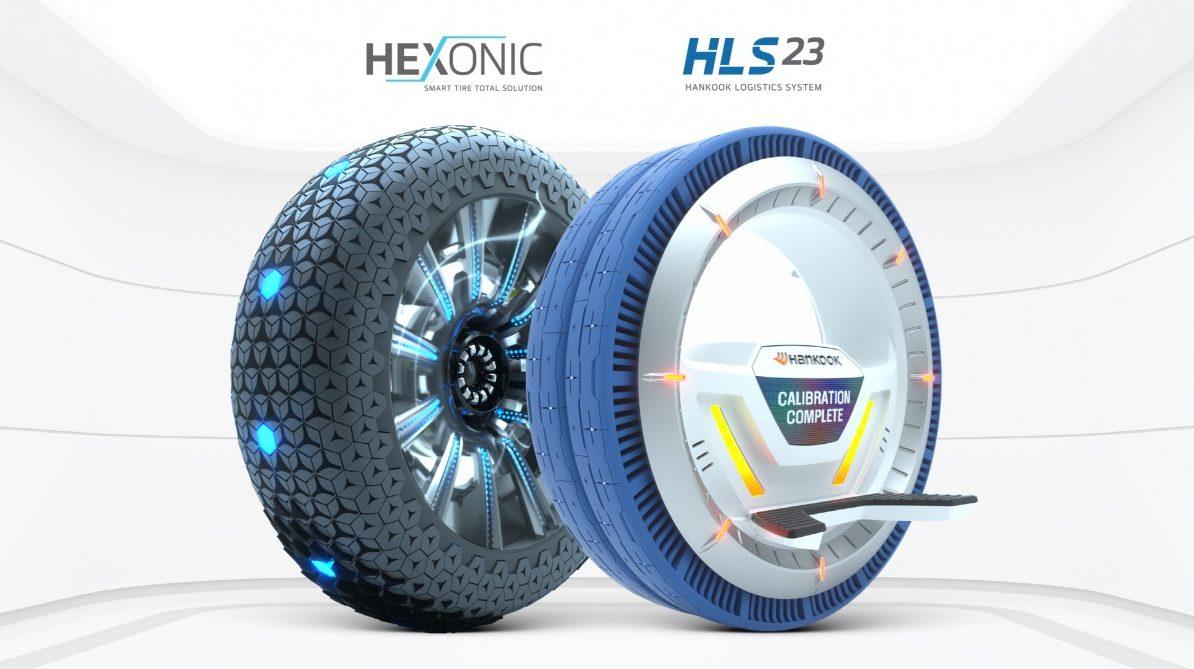 Firma Hankook Tire bola na udeľovaní cien IDEA Award 2019