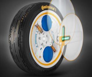 Continental navrhuje pneumatiku budúcnosti