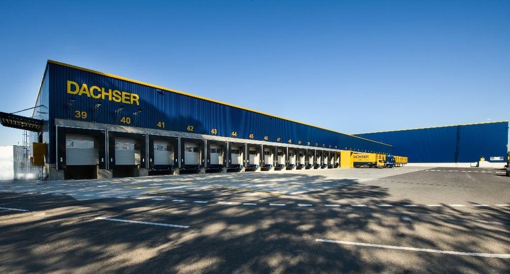 Dachser investoval do rozšírenia logistických priestorov v Lozorne