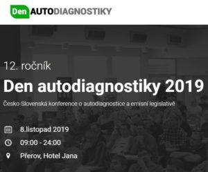 Den autodiagnostiky 2019 – prihláste sa už teraz