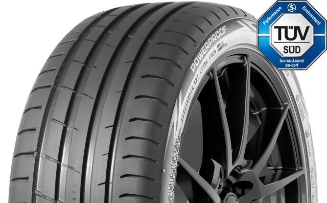 Nová pneumatika Nokian Powerproof SUV