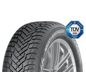 Nové pneumatiky Nokian Powerproof SUV a Nokian Wetproof SUV využívajú technológie víťaziace v testoch