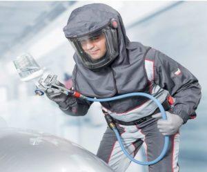 SATA® air vision 5000: Ochrana dýchania je ochranou zdravia