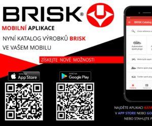Brisk predstavuje mobilnú aplikáciu s katalógom výrobkov