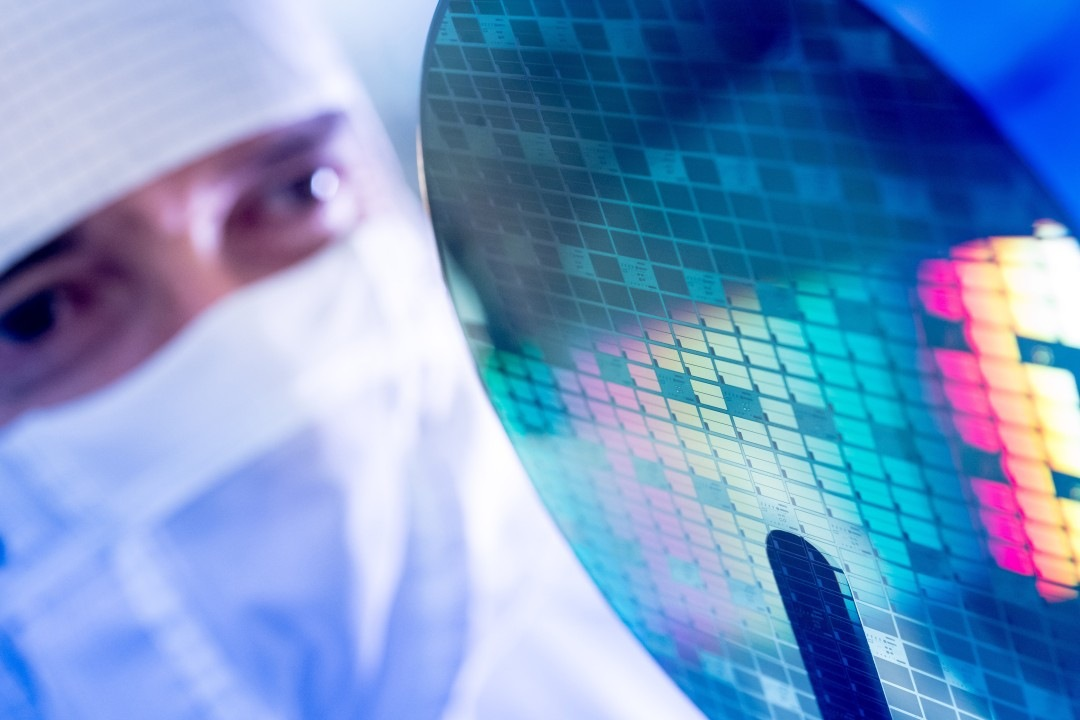 Bosch výroba čipov