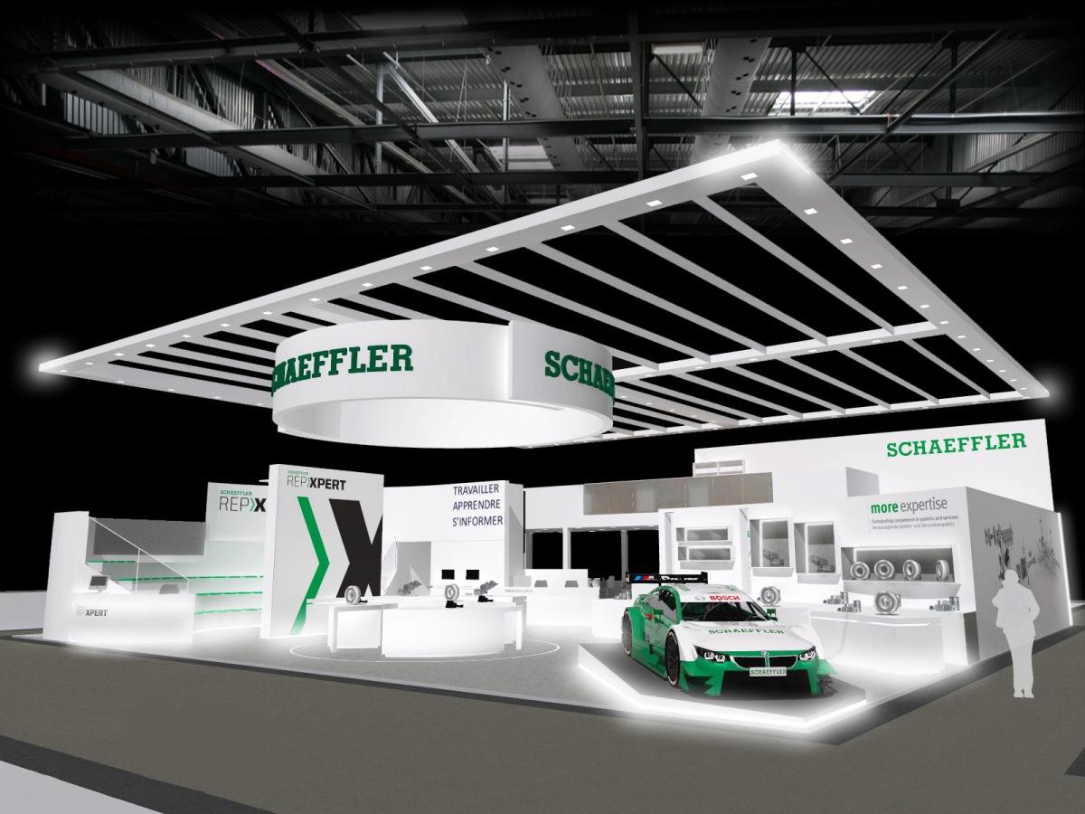 Schaeffler na EQUIP AUTO 2019