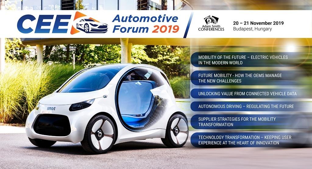CEE Automotive Forum 2019
