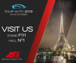 Firma AS-PL sa predstaví na Equip Auto v Paríži