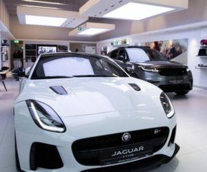 Glasurit oznámil exkluzivné partnerstvo s Jaguar Land Rover
