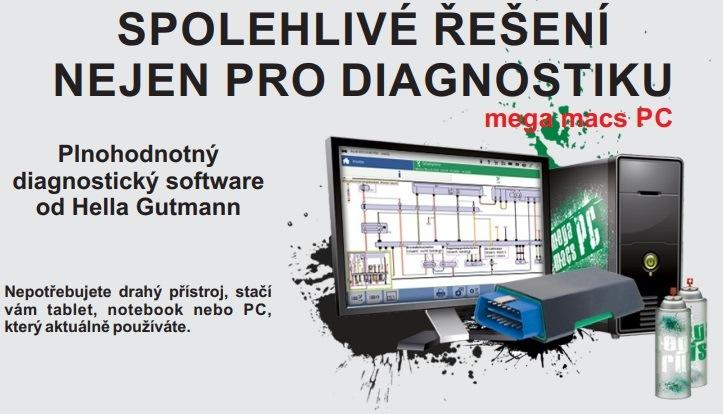 Hella Gutmann: Spoľahlivé riešenie nielen pre diagnostiku mega macs PC v akcii