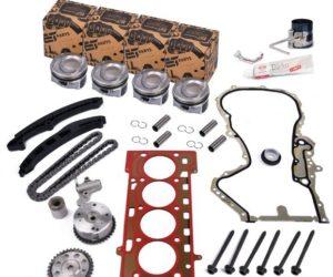 Firma K MOTORSHOP pripravila sady piestov pre motory 1,4 TSI