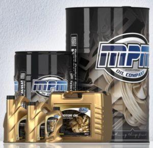 Oleje MPM Oil v sortimente Auto Kelly