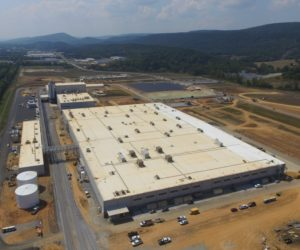 Nokian Tyres oslavuje otvorenie svojej prvej továrne v USA
