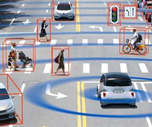 """Nové lasery LIDAR spoločnosti Osram umožňujú autonómnym vozidlám """"vidieť"""" ďalej a účinnejšie"""