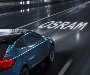 Osram nabízí inteligentní automobilové osvětlení v HD kvalitě
