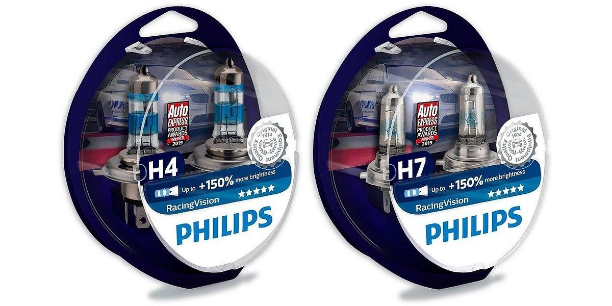 Žiarovky Philips RacingVision