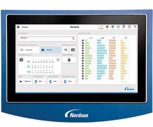 Nordson uvádí ovladač na procesy práškového lakování