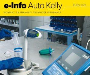 Auto Kelly: e-info říjen 2019