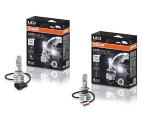 Náhradní žárovky OSRAM LEDriving do mlhových světel jsou novinkou v nabídce Auto Kelly