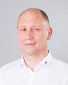 Leszek Moritz, inžinier výroby firmy AS-PL Sp. z o.o.
