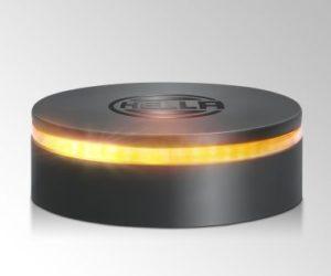 HELLA odhaluje: Další generace výstražných majáků – K-LED REBELUTION