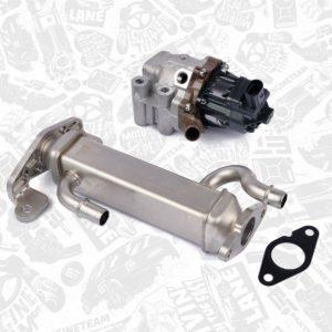 AGR ventil a chladič AGR ventilu pro Fiat Ducato a Iveco Daily skladem u K Motorshop