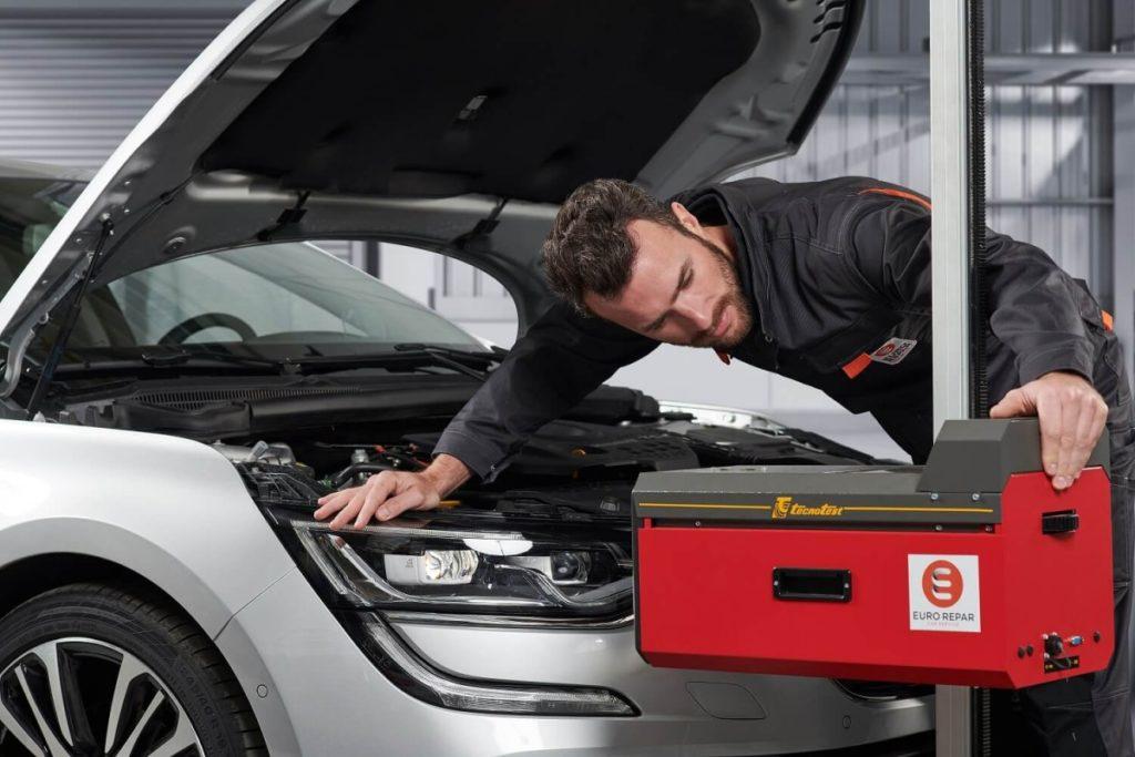Servis EUROREPAR CAR SERVICE