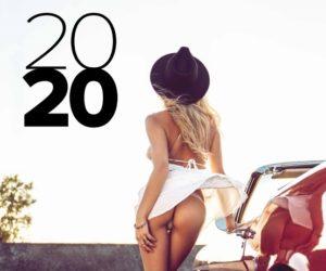 Kalendář Auto Kelly pro rok 2020