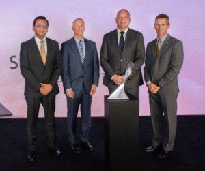 """Spoločnosť BASF bola už po štrnástykrát ocenená spoločnosťou General Motors ako """"Dodávateľ roka"""""""