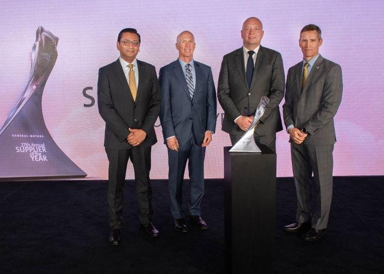 Firma BASF získala ocenění