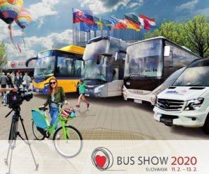 Chystá sa BUS SHOW Slovakia 2020