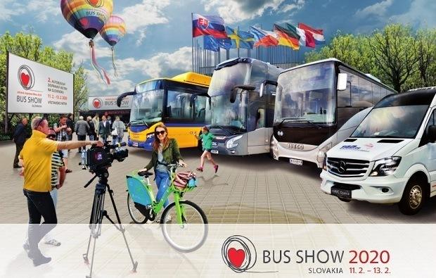 BUS SHOW Slovakia 2020