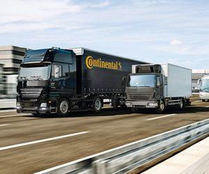 Continental nabízí kompletní sortiment žebrovaných klínových řemenů pro užitková vozidla