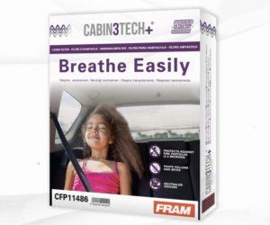 Autotechna Baránek: Nová generácia kabínových filtrov Cabin3Tech+