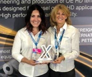 Dayco získalo dvě ocenění na veletrhu AAPEX