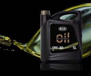 Kia představuje vlastní řadu originálních olejů