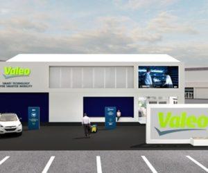 Valeo předvádí své nové technologie na výstavě CES 2020