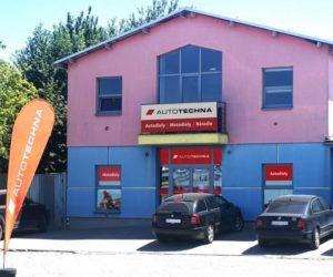 Predajňa Autotechna v Žiari nad Hronom v nových priestoroch